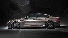 BMW 6er Gran Coupé: Hamann sorgt für mehr Grandezza