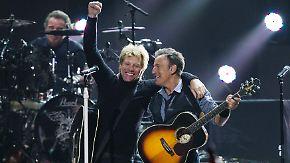 """Benefiz-Konzert in New York: Stars rocken für """"Sandy""""-Opfer"""