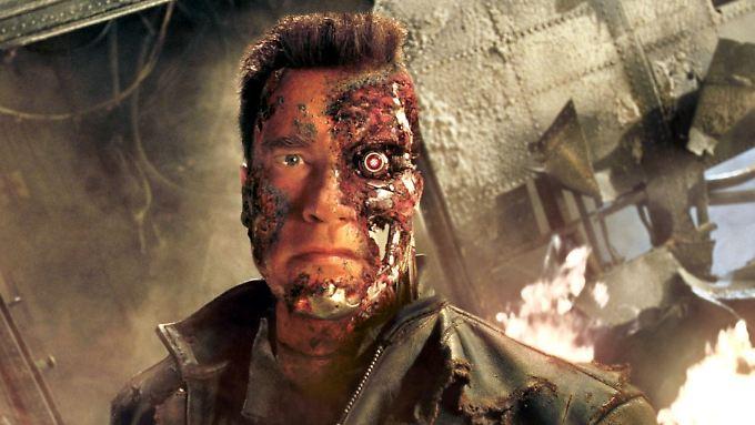 """Arnold Schwarzenegger als """"Terminator"""": Sieht so die Zukunft aus?"""