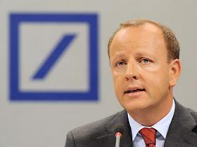Finanzvorstand Stefan Krause.