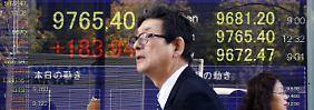 Kaufrausch in Shanghai: China-Daten entzücken Börsen