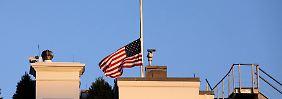 """""""Das Böse hat unsere Gemeinde besucht"""": USA stehen nach Massaker unter Schock"""