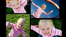 Emilie Parker wurde nur sechs Jahre alt.