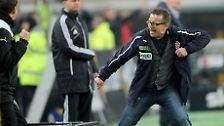 """Die Bundesliga in Wort und Witz: """"Super, mit de rechte Fuß, super"""""""