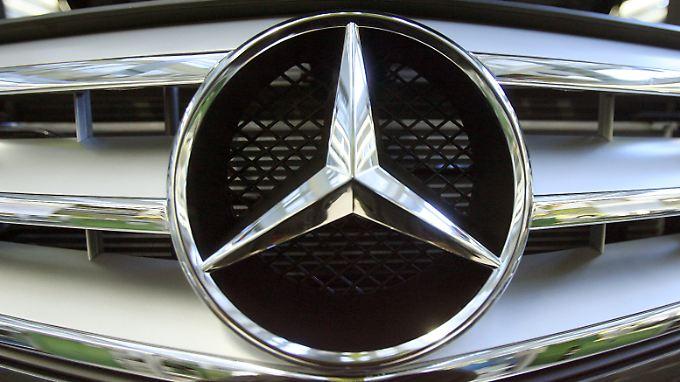 """""""Unter einem Stern"""": Daimler setzt auf China."""
