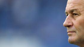 Ära auf Schalke endet: Jens Keller ersetzt Huub Stevens