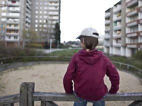 Besonders treffen Kürzungen der Hartz-IV-Leistungen oft die Kinder der Sanktionierten.