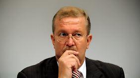 Vorwurf der Kursmanipulation: Ex-Porsche-Chef Wiedeking angeklagt