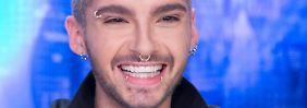"""Tokio-Hotel-Sänger hat gutes Gefühl: Kaulitz: Merkel eine Art """"Mama"""""""