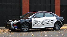 Das Patrol Car E7 lässt auf sich warten.