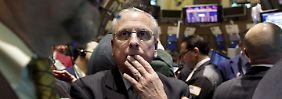 Der Haushaltsstreit bleibt auch an der Wall Street das Topthema.