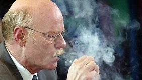 Struck saß von 1980 bis 2009 im Bundestag.