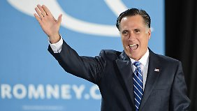 Mitt Romney, Präsidentschaftskandidat der Republikaner, konnte nicht das Vertrauen der Wähler gewinnen.