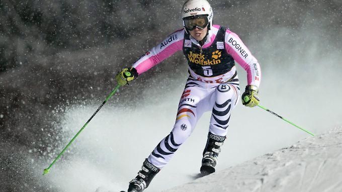 Rebensburg feiert ersten Saisonsieg.Rebensburg gewinnt Weltcup-Riesenslalom