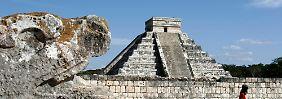 Besuch in Chichén Itzá: Naht die Apokalypse?