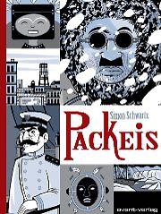 """""""Packeis"""" ist im Avant-Verlag erschienen, hat 176 Seiten und kostet 19,95 Euro (D)."""