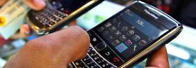 Blackberry-Smartphone