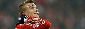 Der kleine Schweizer gehört zweifellos zu den positiven Überraschungen der Hinrunde: Xherdan Shaqiri.