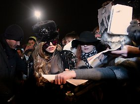 Lady Gaga hat auch in Russland etliche Fans.