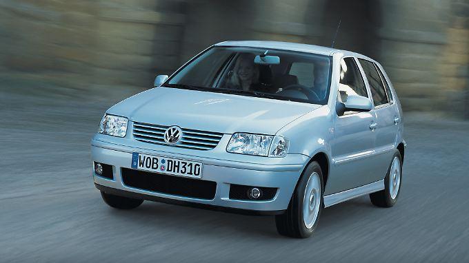 Auch diverse Mängel schmälern seine Beliebtheit bei deutschen Kunden nicht: der Polo aus Wolfsburg, hier ein älteres Modell.