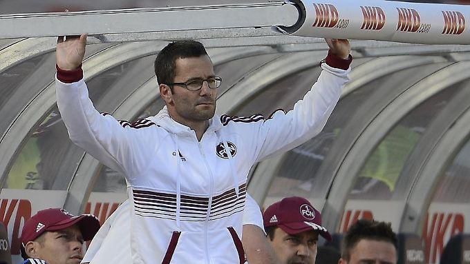 Von der U23 zu den Profis: Michael Wiesinger.