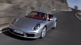 Das geschlossene Coupé des 911 ist schon im Verkauf, 2012 legt Porsche das Cabrio nach. Zuvor aber bringt der Stuttgarter Hersteller den Roadster Boxster in Neuauflage.