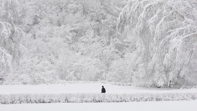 So schön der Winter auch sein kann - die strenge Kälte bringt vor allem für Obdachlose große Probleme mit sich.