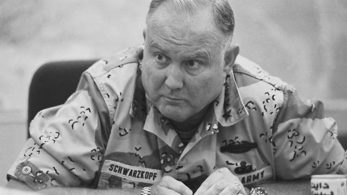 Ein Leben für das Militär: Norman Schwarzkopf.