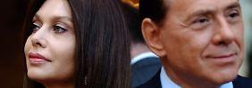 Scheidung nach Rosenkrieg: Berlusconi muss teuer bezahlen