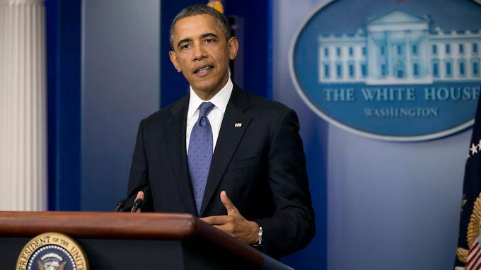 Obama geht davon aus, dass eine Einigung mit den Republikanern möglich ist.
