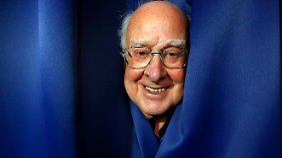 Peter Higgs wurde das Higgs-Teilchen benannt.
