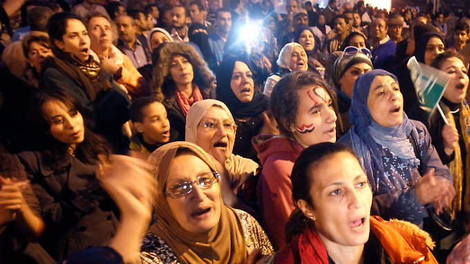 Viele Ägypter sind mit der Politik Mursis nicht einverstanden. Die Wirtschaftskrise könnte die Proteste verstärken.