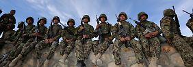 Afghanistan: Bittere Bilanz für 2012: Über 1000 Soldaten sterben