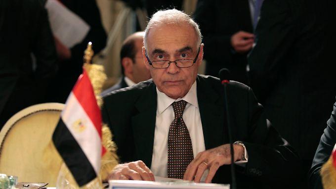 Ägyptens Außenminister Mohammed Kamel Amr will Aufklärung.