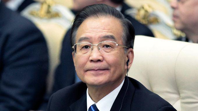 """Die """"New York Times"""" veröffentlichte Enthüllungen über die Vermögensverhältnisse der Familie von Chinas Premier Wen."""