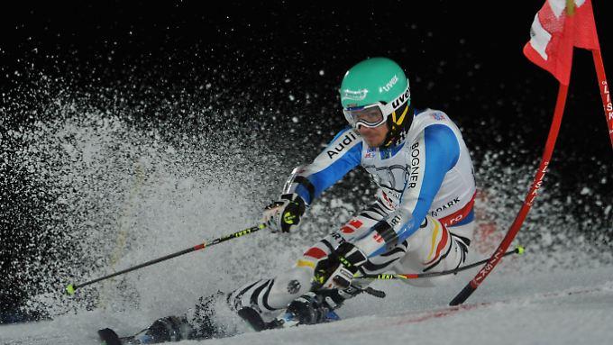 Felix Neureuther war an Neujahr der schnellste.