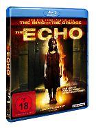 """""""The Echo"""" ist auf DVD und Blu-ray erschienen. (DCP Productions / Pandastorm Pictures)"""