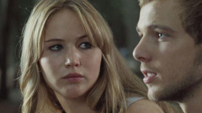 Jennifer Lawrence (Elissa) und Mark Thieriot (Ryan): zwei Jungstars mit viel Potenzial