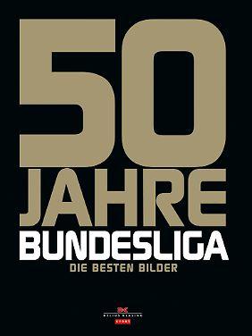 """Tim Jürgens' """"50 Jahre Bundesliga"""" ist im Delius Klasing Verlag erschienen."""