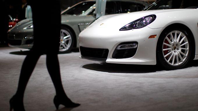 Porsche kann seine Verkäufe in den USA deutlich steigern.