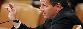 Obama sucht Ersatz: Geithner will aufhören