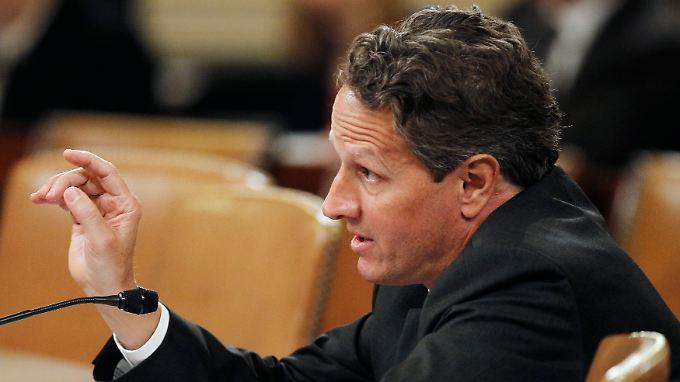 Will seinen Job aufgeben: Timothy Geithner.