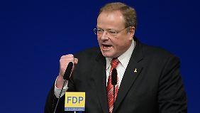 Rösler ringt um Rückhalt: Niebel rechnet mit FDP-Spitze ab
