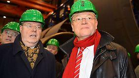 Stephan Weil will am 20. Januar zum niedersächsischen Ministerpräsidenten gewählt werden.
