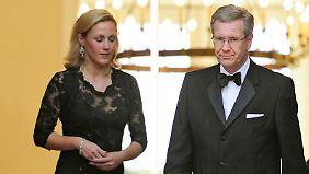 Wulffs trennen sich: Einstiges Glamour-Paar ist am Ende