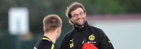 Dass sich immer mehr Leistungsträger langfristig an den BVB binden, erleichtert Coach Jürgen Klopp die Arbeit.