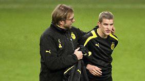 Borussia hat in der Rückrunde viel vor: Fünf Topspieler sagen langfristig Ja
