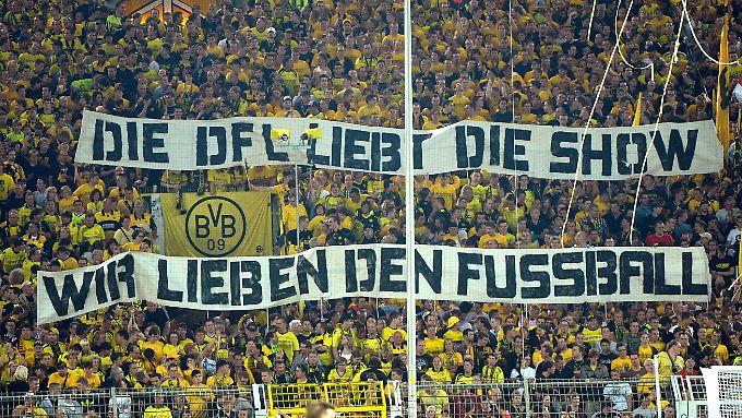 DFL und Fans, zu oft zwei verschiedene Welten.