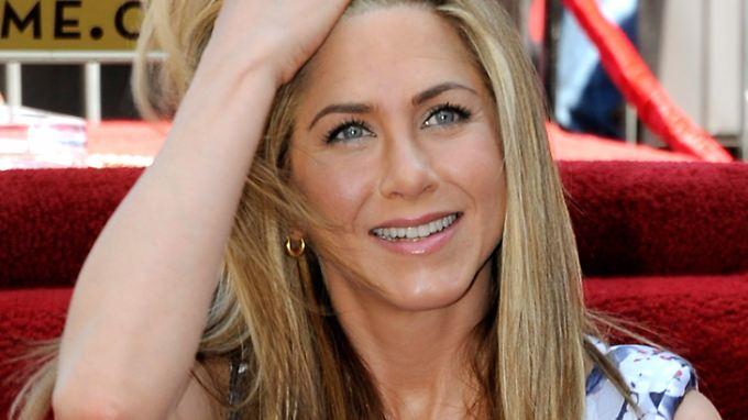 Konnte nach eigener Aussage als Schülerin gut Haareschneiden: Jennifer Aniston.