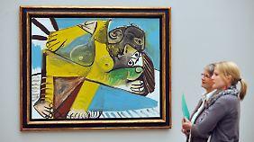 Trotz der latenten Gefahr darf Kunst nicht hinter Panzerglas. Die Emotionen gehen dadurch verloren.